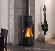 Fireplace LaNordica Fortuna - 7,0 kW