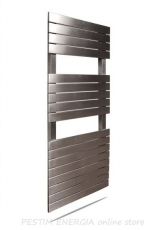 Inox Bathroom Radiator, straight