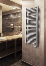 Bathroom radiator Space