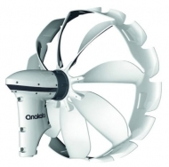 Anakata new generation small wind turbine for off-grid or air extraction installations, 400W
