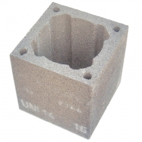 Chimney Concrete Block UNI PLUS